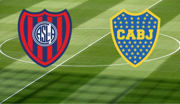 San Lorenzo - Boca Juniors am 04.02.