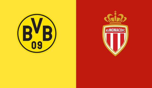 Borussia Dortmund - Monaco (Highlights) am 03.10.