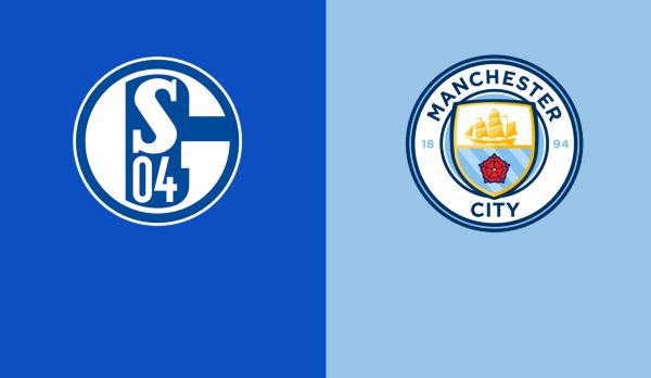 FC Schalke 04 - Man City am 20.02.
