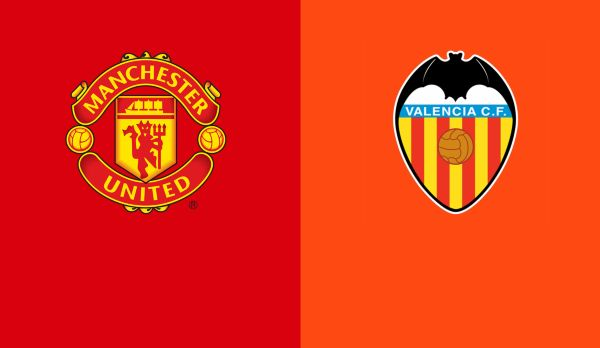 Man United - Valencia am 02.10.