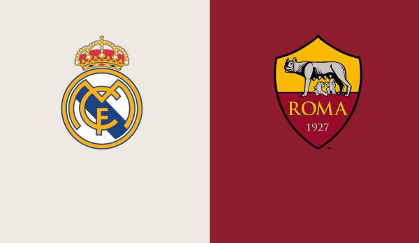 Real Madrid - AS Rom am 19.09.