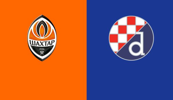 Schachtjor Donezk - Dinamo Zagreb am 22.10.