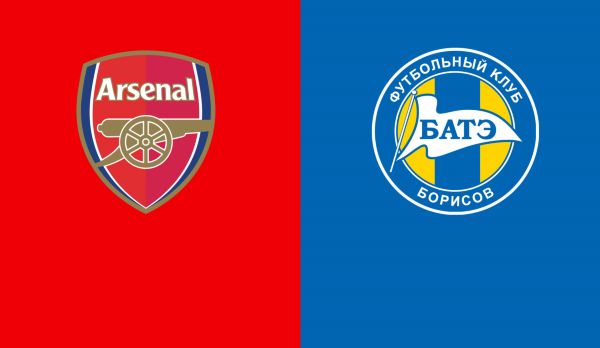 Arsenal - Borisov am 21.02.