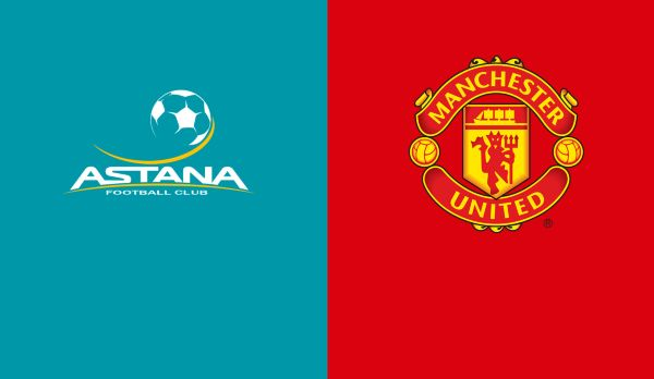 Astana - Man United am 28.11.