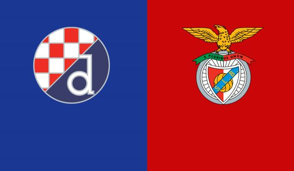 Dinamo Zagreb - Benfica am 07.03.