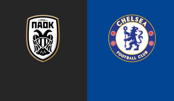 PAOK - Chelsea am 20.09.