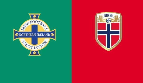 Norwegen Nordirland