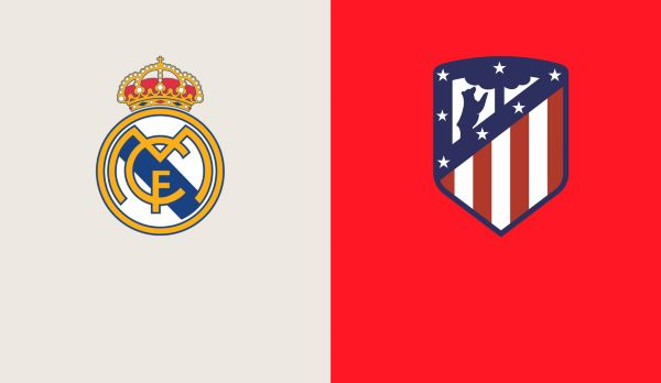 Real Madrid - Atletico Madrid am 15.08.