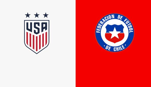 USA - Chile am 16.06.