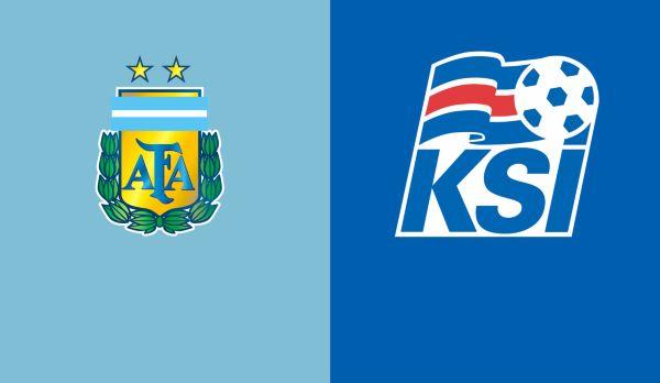 Argentinien Island Livestream