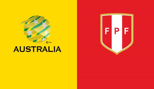 Australien - Peru (Highlights) am 26.06.