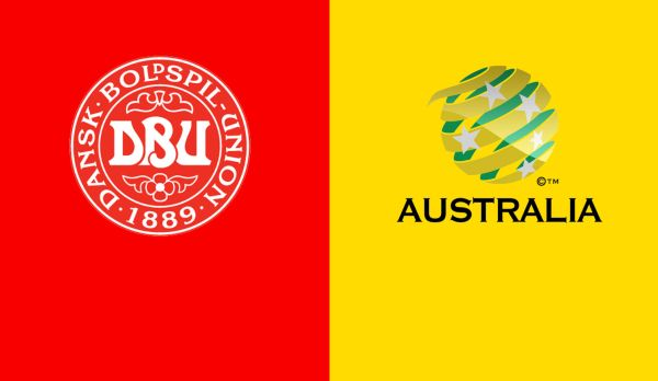 Dänemark - Australien (Highlights) am 21.06.
