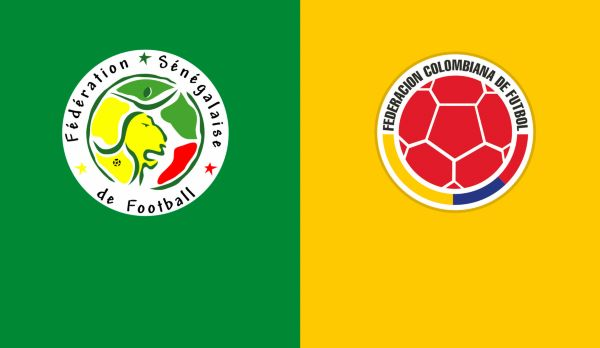 Senegal - Kolumbien (Highlights) am 28.06.