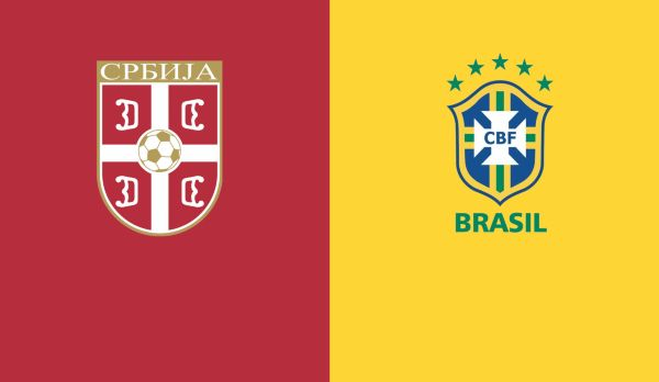 Serbien - Brasilien (Highlights) am 27.06.