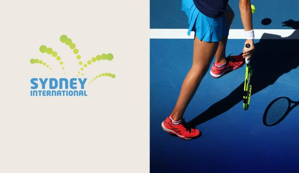 WTA Sydney: Halbfinale - Session 2 am 12.01.