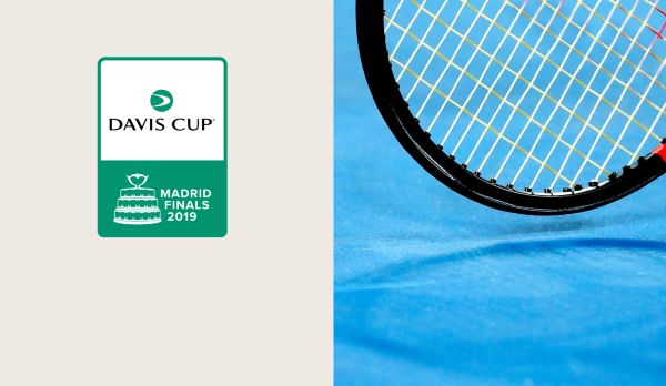 Davis Cup Finals: Tag 4 - Konferenz am 21.11.