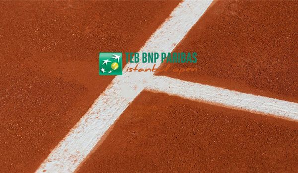 ATP Istanbul: Finale am 06.05.