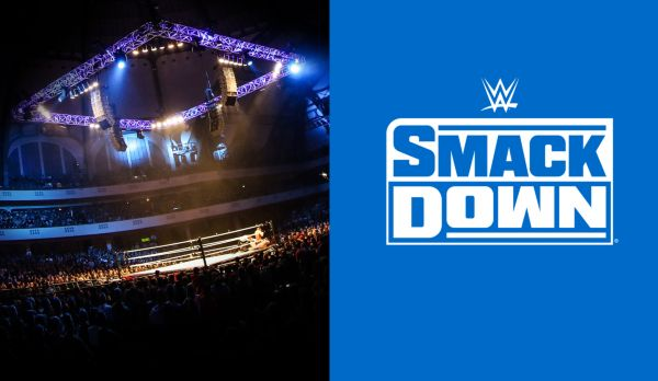 WWE SmackDown Live (02.01.) am 02.01.