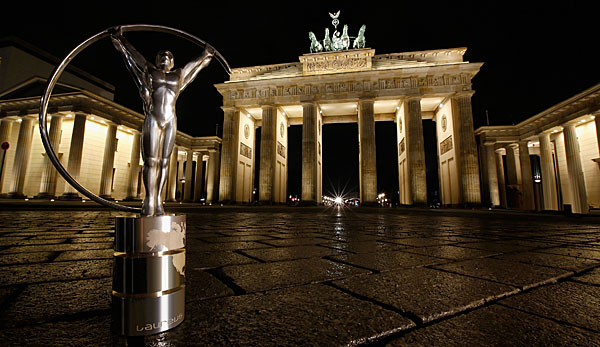 Die Laureus World Sports Awards 2016 werden in Berlin verliehen
