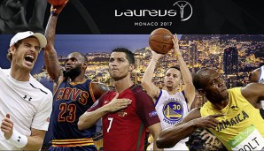 Die Laureus World Sports Awards 2017 haben es in sich