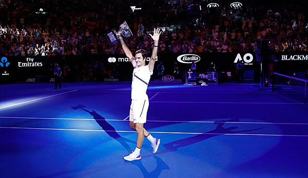 Grand Slam Sieger Herren