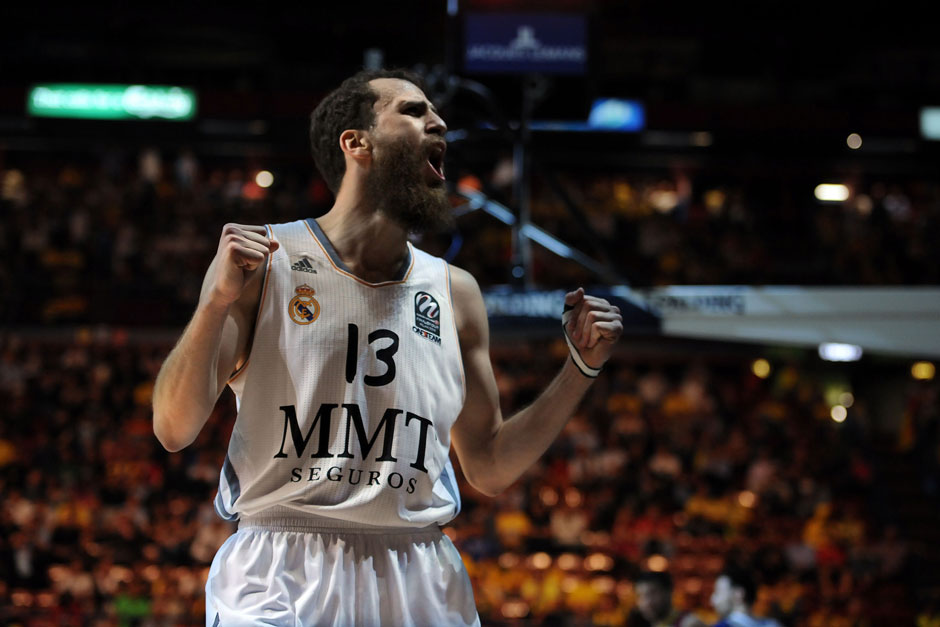 2013/14: Sergio Rodriguez (Real Madrid)
