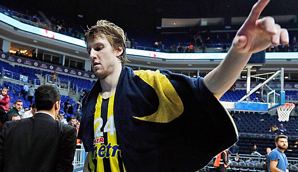 Jan Vesely spielt eine überragende Saison in der Turkish Airlines Euroleague
