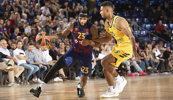 EuroLeague: Alba Berlin kassiert in Barcelona zweite Niederlage