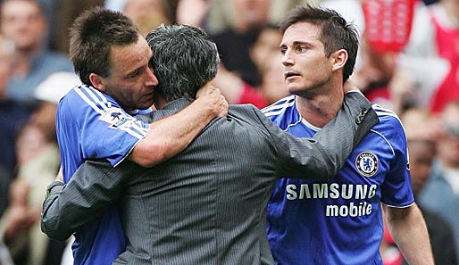 mourinho, terry, lampard