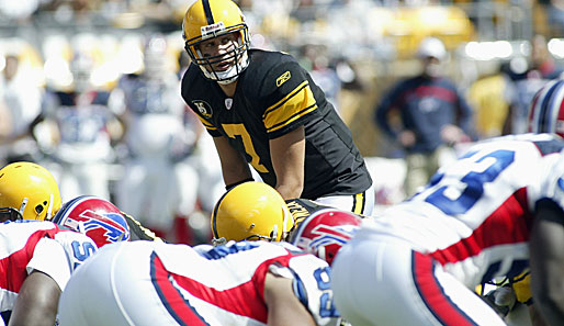 Pittsburgh Steelers vs. Buffalo Bills 26:3