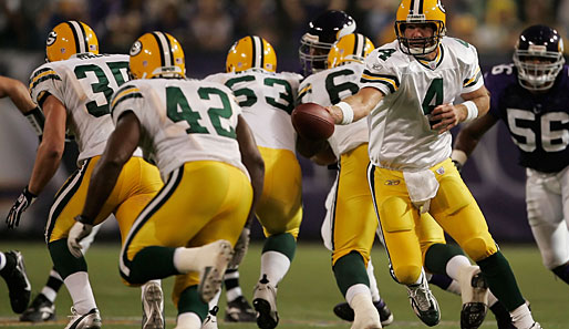 Woche 4, Minnesota Vikings - Green Bay Packers 16:23