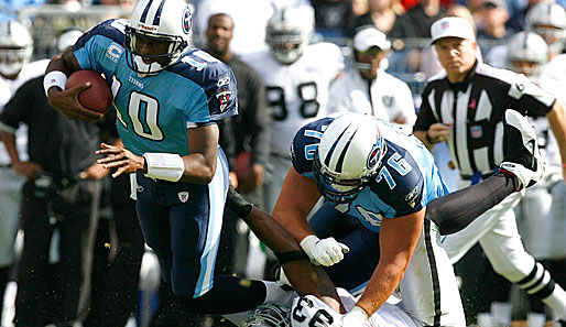 Tennessee Titans - Oakland Raiders 13:9
