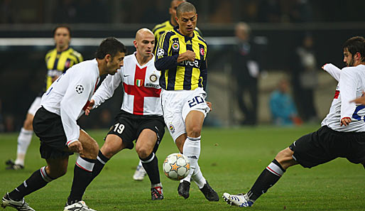 Inter, Mailand, Fenerbahce, Istanbul