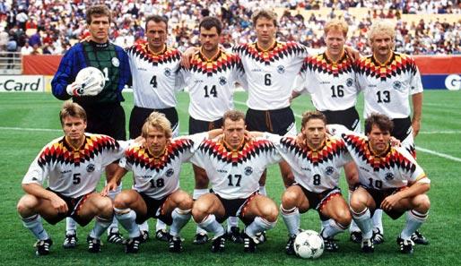 Wm 1994 Deutschland Kader