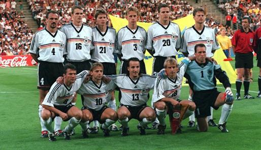 wm 98 deutschland