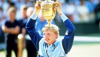 Boris Becker Superstar war geboren