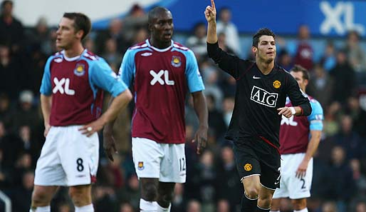 West Ham, Manchester United