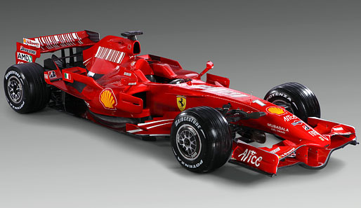 ferrari, launch, 2008, f2008