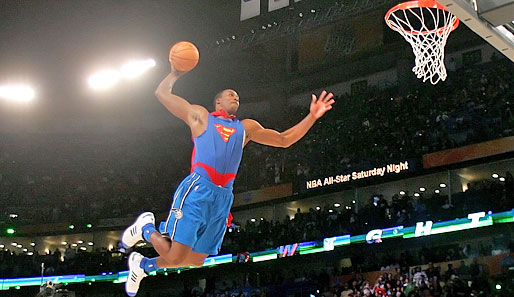 Superman Dwight Howard