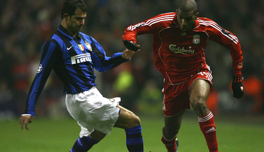 FC Liverpool - Inter Mailand 2:0