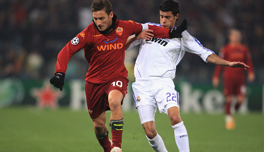 AS Rom - Real Madrid 2:1
