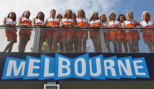 Die schönsten australischen Frauen