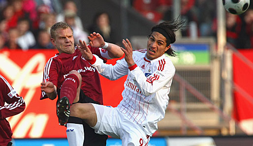 Andreas Wolf, Paolo Guerrero