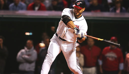 Der Power-Hitter in Cleveland: Travis Hafner