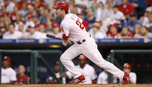 Bester 2nd Baseman der National League: Chase Utley
