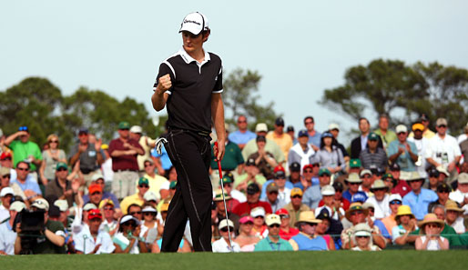 Hat einen super Start erwischt: Justin Rose