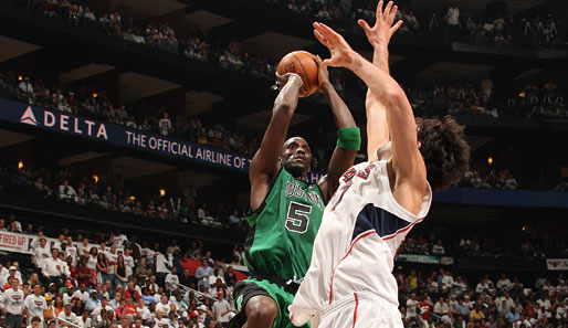 Spiel 6: Atlanta Hawks - Boston Celtics 103:100 (Playoff-Stand 3-3)