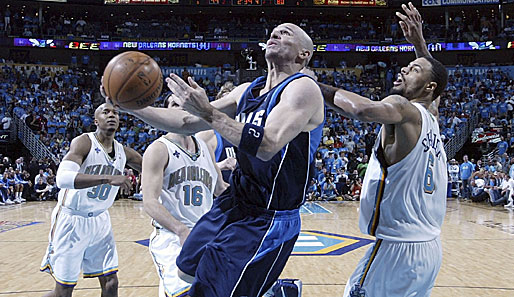 New Orleans Hornets, Dallas Mavericks, Jason Kidd