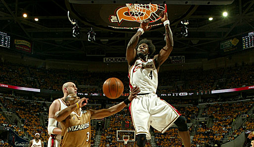 Cleveland Cavaliers, Washington Wizards, Ben Wallace
