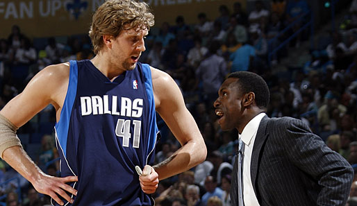 New Orleans Hornets, Dallas Mavericks, Dirk Nowitzki, Avery Johnson